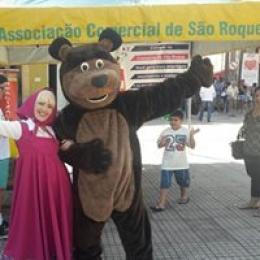 Masha e Urso! Super Sucesso!