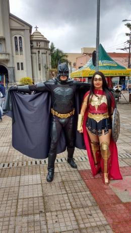 Batman e Mulher Maravilha