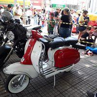 Evento III Encontro de Vespas, Lambrettas e Motos Antigas
