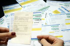 Por quanto tempo guardar contas pagas